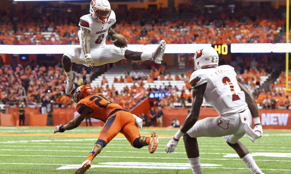 Lamar Jackson 2016 Heisman Winner | Tailgating Sports Marketing